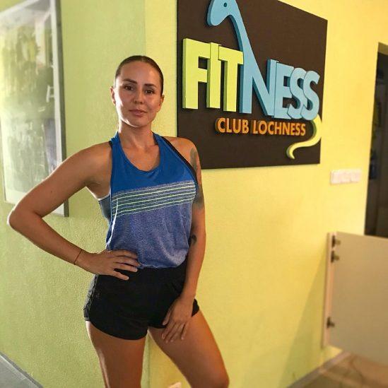 Sandra Grigely - trénerka