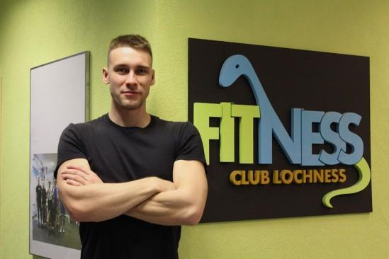Bc Viktor Dědeček - tréner